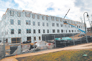New SU dorms to offer full-suite floors