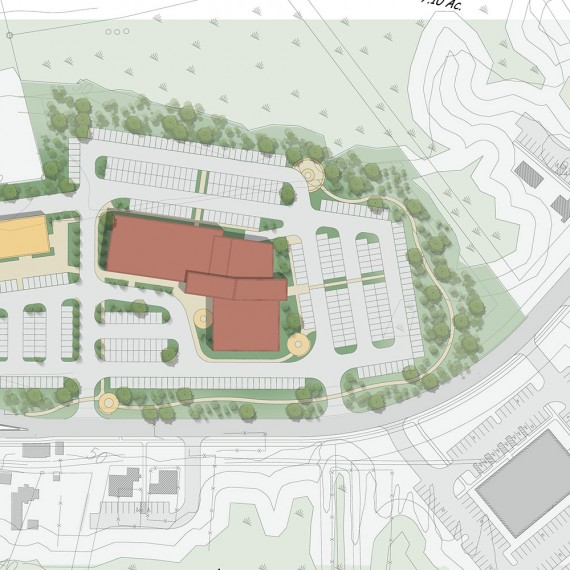 Pentucket Medical Center Master Plan in Amesbury MA