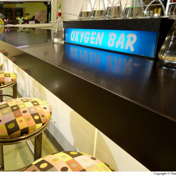Answer is Fitness Oxygen Bar in Attleborough, MA