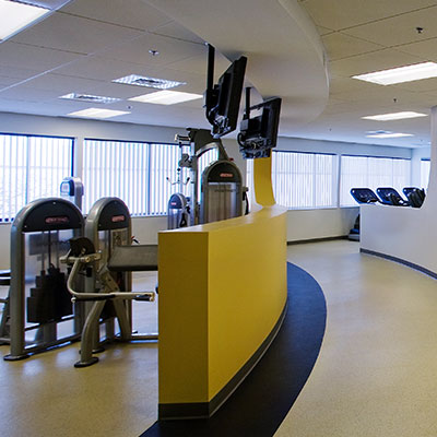 Marlborough Technology Park Corporate Fitness Center in Malborough, MA