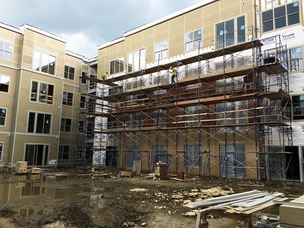 Gables Arsenal Street_Construction_June(1)