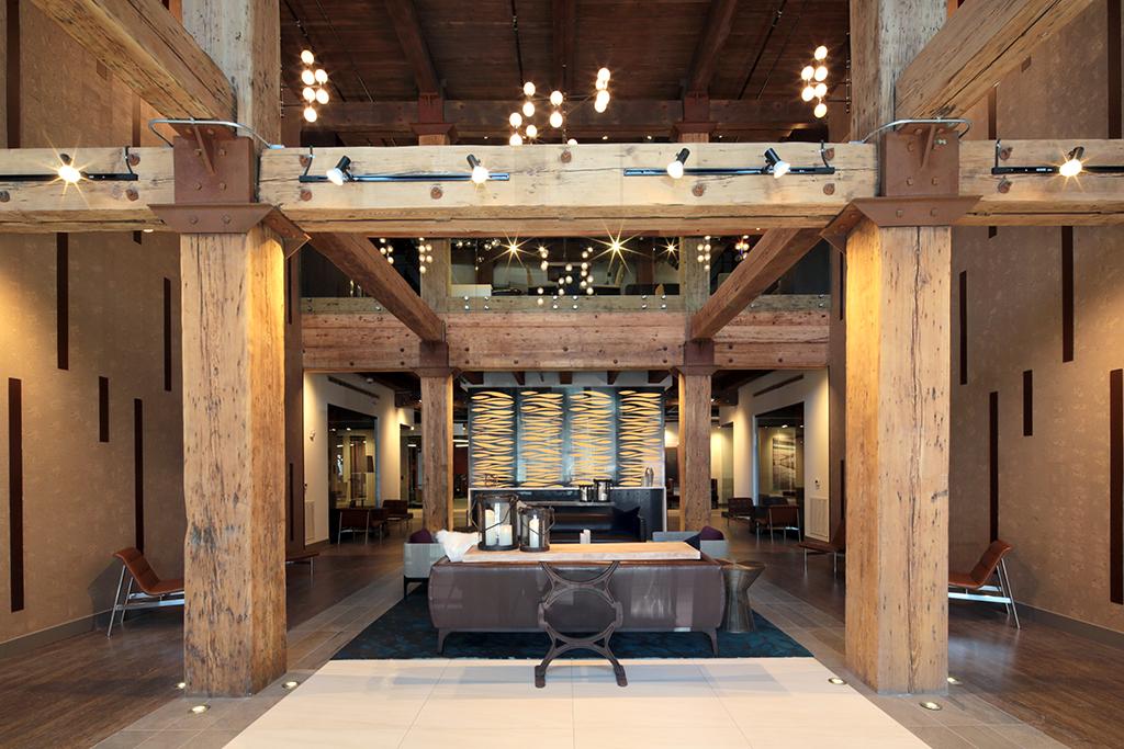 Cube 3 Architecture Interiors Planning Modera Lofts Jersey City