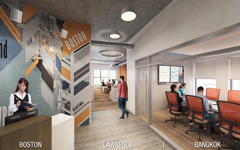 CUBE 3   Architecture, Interiors, Planning   CUBE 3 Opened Boston ...