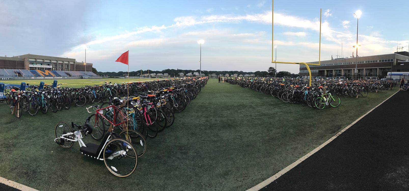 Bike overnight storage in Bourne