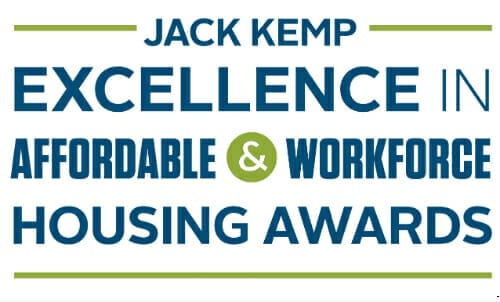 Jack Kemp Excellence in Affordable and Workforce Housing Awards 2019