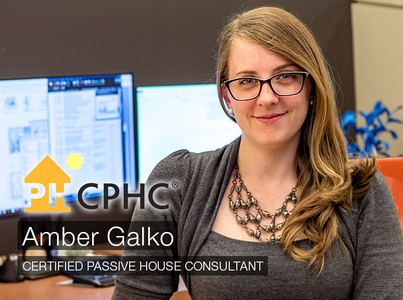 Amber Galko Certified Passive House Consultant Certification