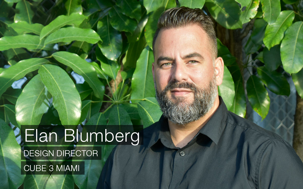 Elan Blumberg Design Director