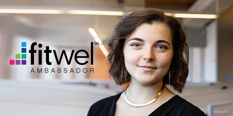 Emily Noel Fitwel Ambassador